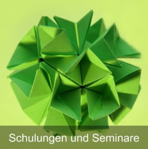 Origami green by Stephanie Photography Schulungen und Seminare